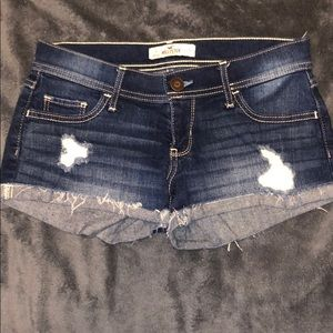 Hollister Jean Shorts W25